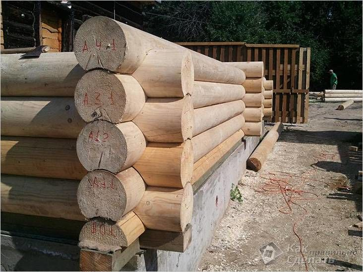 Деревянный забор своим руками 63