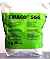 смесь сухая бетонная emaco s66