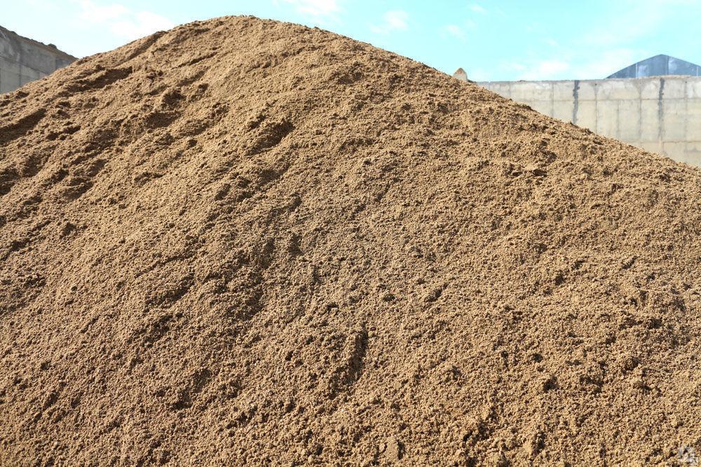 строительный песок что это такое