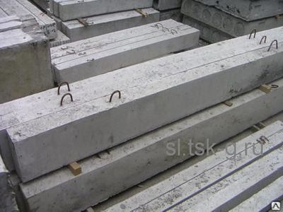 перемычка брусковая из бетона купить